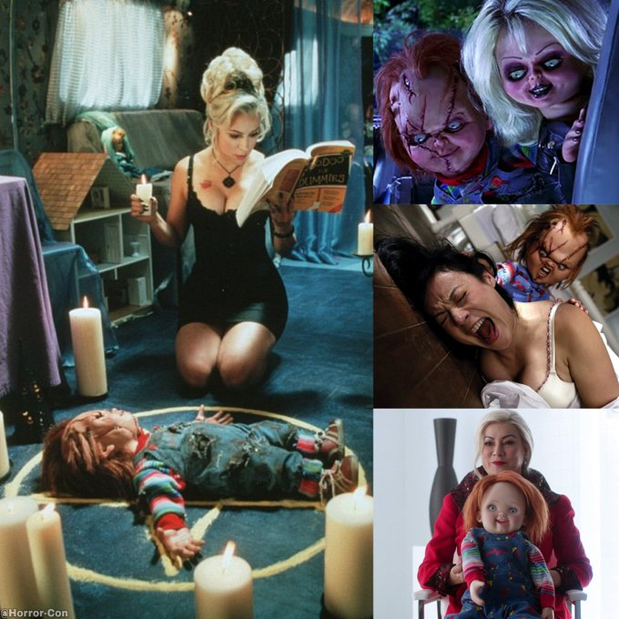 Happy 60th Birthday to Jennifer Tilly!