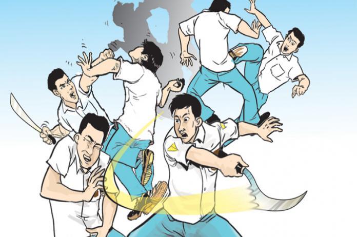 Tawuran Pelajar SMP di Bogor Memakan Korban https://t.co/pbHpPRKIDZ https://t.co/e1VPZlgQOE