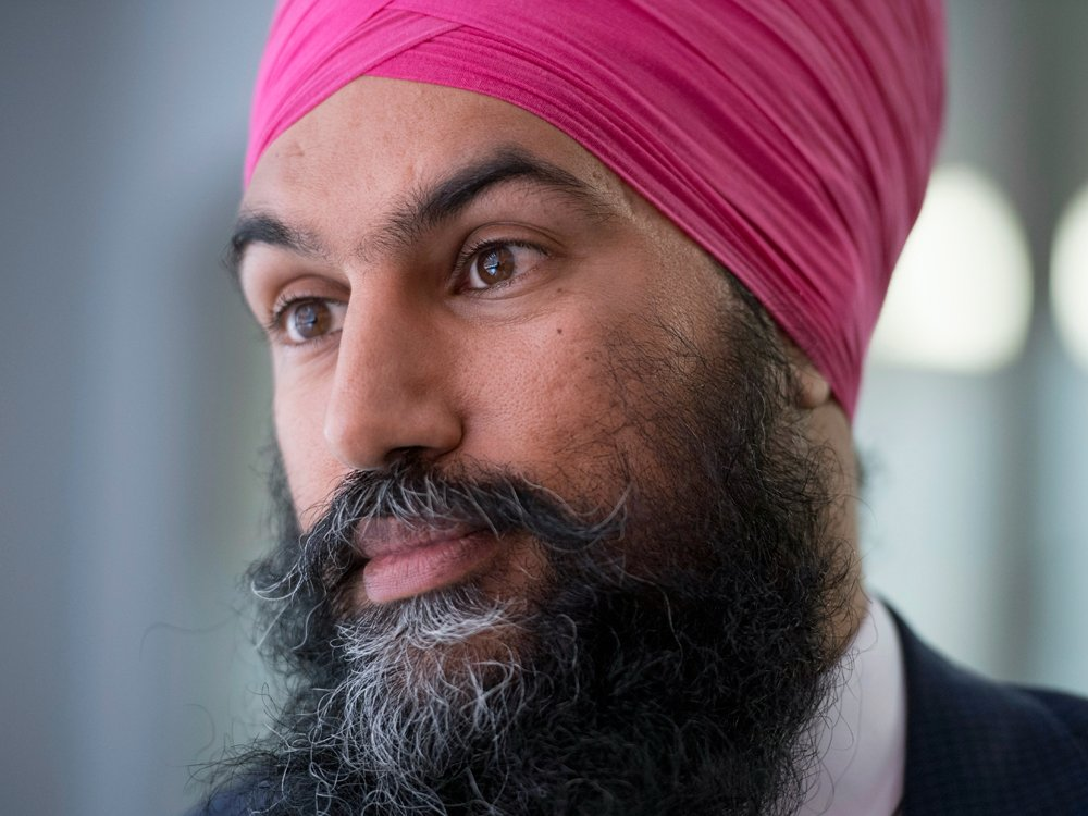 Colby Cosh: Rich, fashionable Jagmeet Singh finally calls out farmers for their privilege