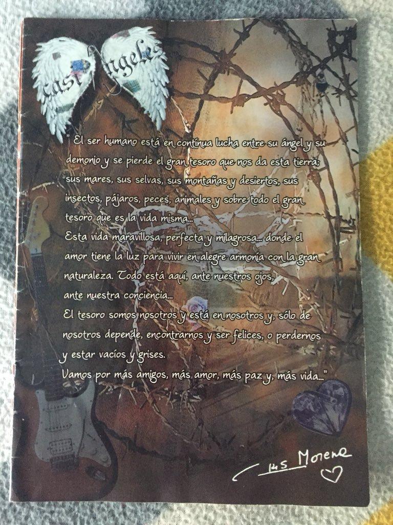 RT @lalixpeter: mensajes magicos de una novela magica como casi angeles https://t.co/ztTiqtjCmB