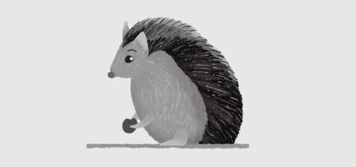 Voice actors — record how this little hedgehog sounds when he's eating a snack: https://t.co/xybytQydsZ https://t.co/PrFWo5WwZm
