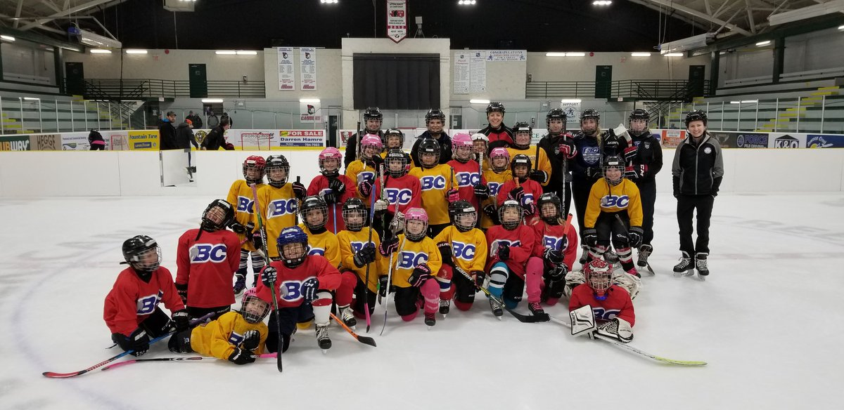test Twitter Media - That's a wrap from Dawson Creek and our female jamboree with @HockeyCanada. Thanks to all the girls who took part and the city of Dawson Creek for their hospitality. #growingthegirlsgame https://t.co/7KTyWFAYAj