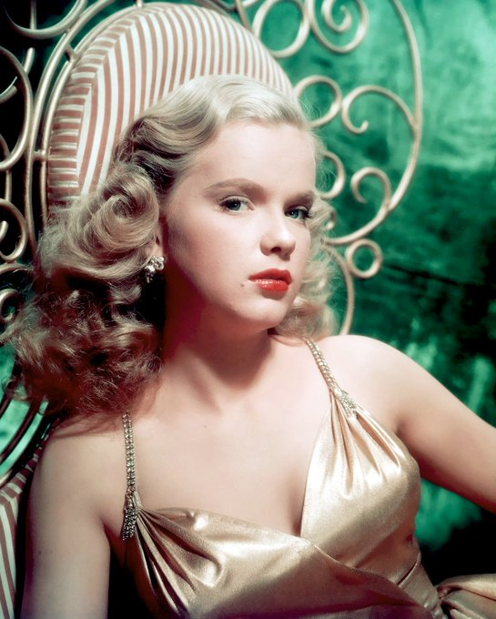 Happy Birthday to Anne Francis!
