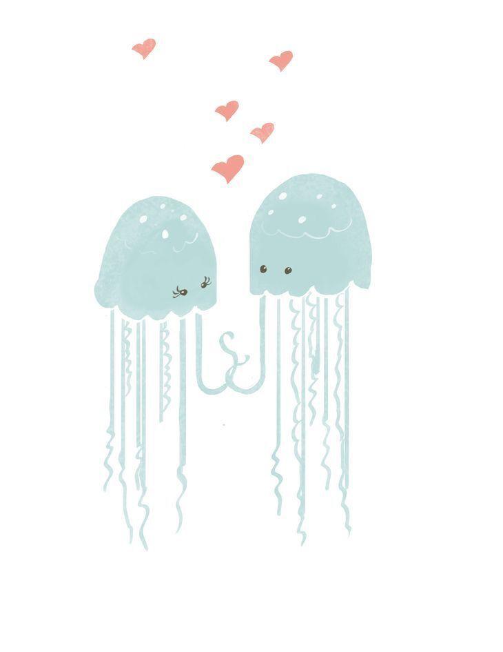 RT @hitRECord: Jellyfish Love ????  https://t.co/frVLFRiqIY https://t.co/dr8IRI25KN