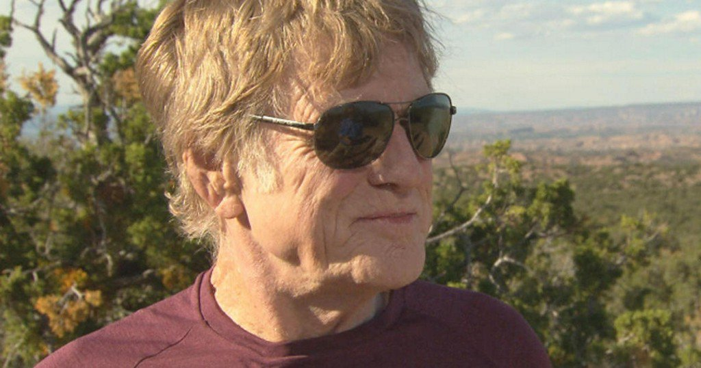 """Robert Redford: """"There's only the trying"""""""
