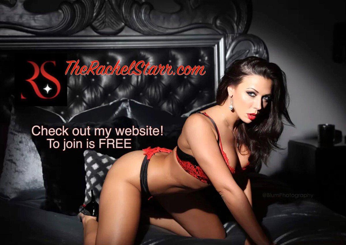 Check out my website! It's free to join! T h e R a c h e l S t a r r . c o m Sawcgy0zAr