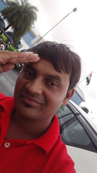 Happy birthday my real Hero Shree Narendra Modi