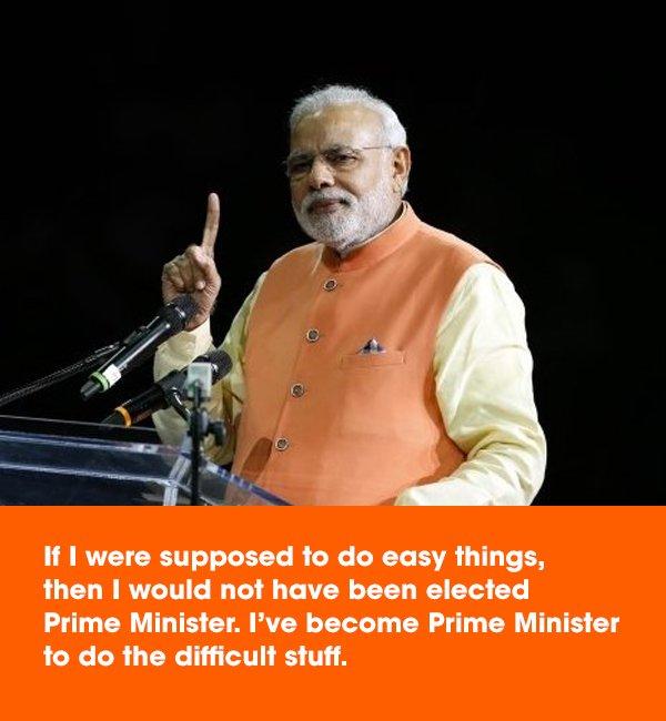 Happy Birthday to my role model, Shri Narendra Modi saheb.