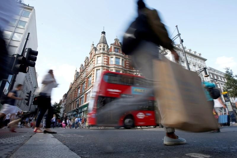 UK consumers remain most upbeat since 2015: IHS Markit