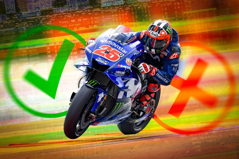 test Twitter Media - Failure? Not an option ❌  @marcmarquez93, @lorenzo99 and @maverickmack25 race at home as @AndreaDovizioso arrives on a roll  #MotoGP | #AragonGP 🔮 https://t.co/PWILGUqFnG https://t.co/n44gp16xZz