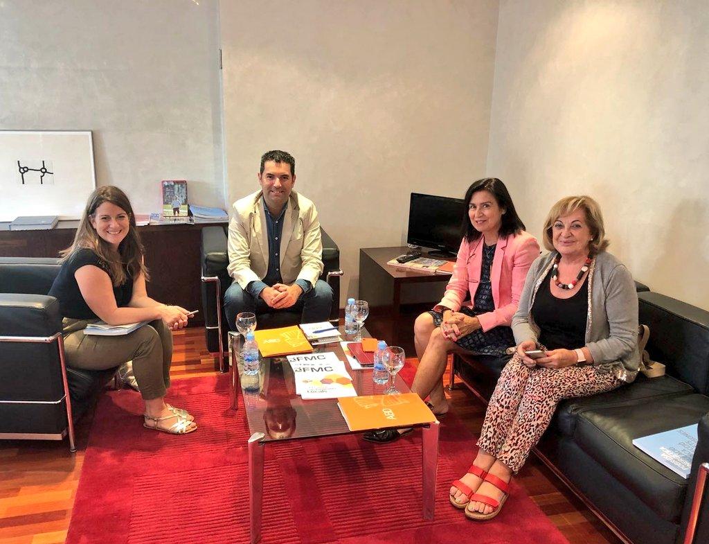 test Twitter Media - 🗣️🏛️ Avui ens hem reunit amb en @xavieramor, president de la Federació Catalana de Municipis, per explorar vies de col·laboració. Seguim! 💪 https://t.co/FHatGxWdVv