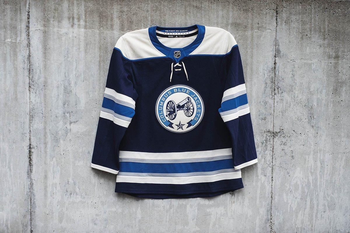 Blue Jackets' third jersey: https://t.co/IuzZXsDLWo