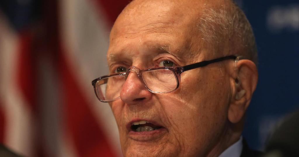 Former Rep. John Dingell hospitalized after heart attack