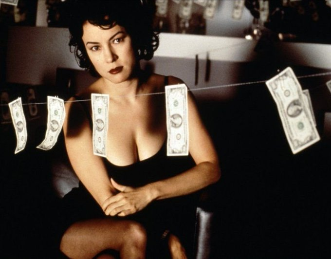 Happy birthday to the beautiful, awesome devil on my shoulder, Jennifer Tilly!