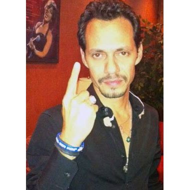 Happy Belated Birthday to John Gungie Rivera s long time friend Marc Anthony.