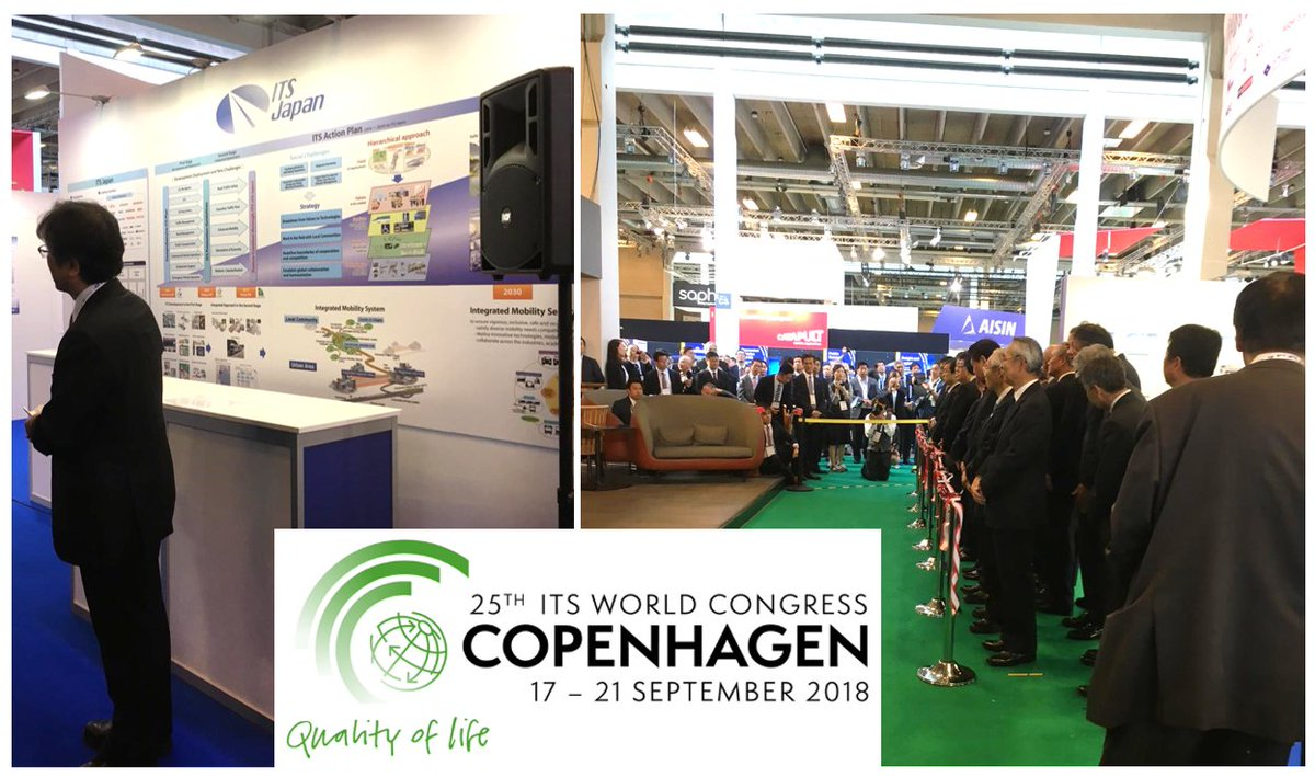 test Twitter Media - #ITSWC2018: Interesting presentation this morning by ITS Japan! Did you know that @NEWBITS_CITS is establishing an international liaison channel for learning and knowledge exchange in the #ITS sector? Check it out: https://t.co/I5DHPynda1 https://t.co/4DLyyJUzcs