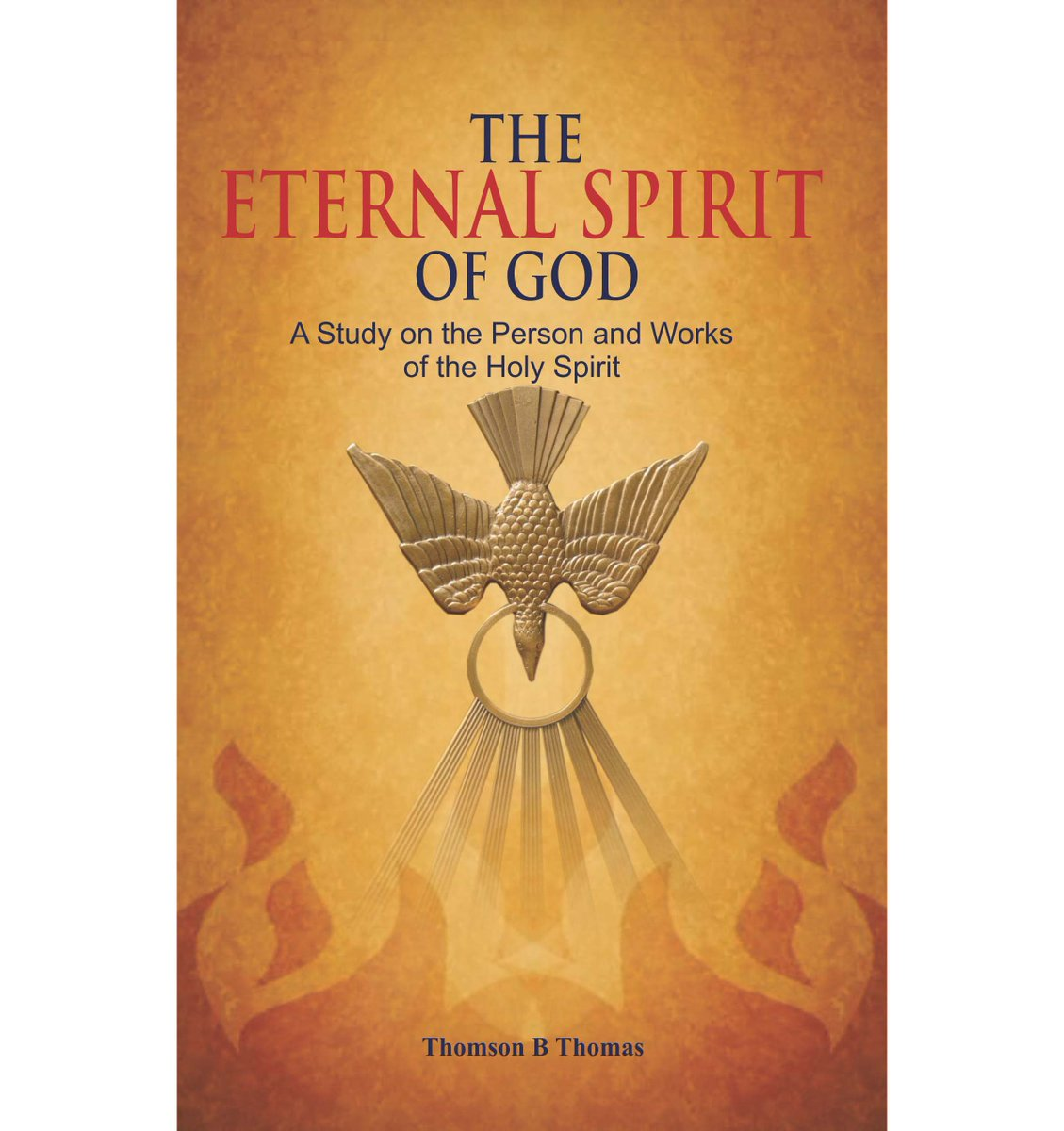 test Twitter Media - https://t.co/6G0Zxlb96z 'The eternal spirit of God' is a fresh study on the person and work of the Holy Spirit. The topics such as tongues speaking, anointing, filling of Spirit, baptism in the Spirit etc have always caused divisions among Bible students. https://t.co/BghOQ0txYh