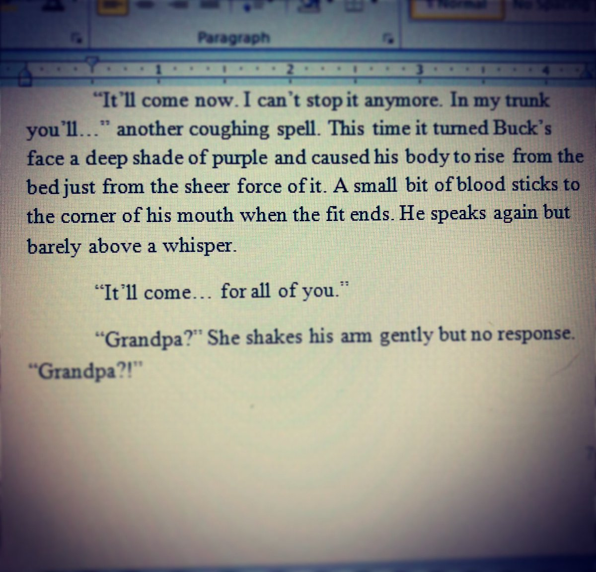 RT @AuthorImberBlu: Currently... #amwriting #newbook #Sneakpeek #itgetsworse #authorconfession https://t.co/qklOaahXHe