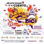 🚲❤️  Nos vemos mañana a las 5:00 p.m. en la CUN. ¡A dar pedal con el #IMDRI! https://t.co/5Jkb7cvAnQ