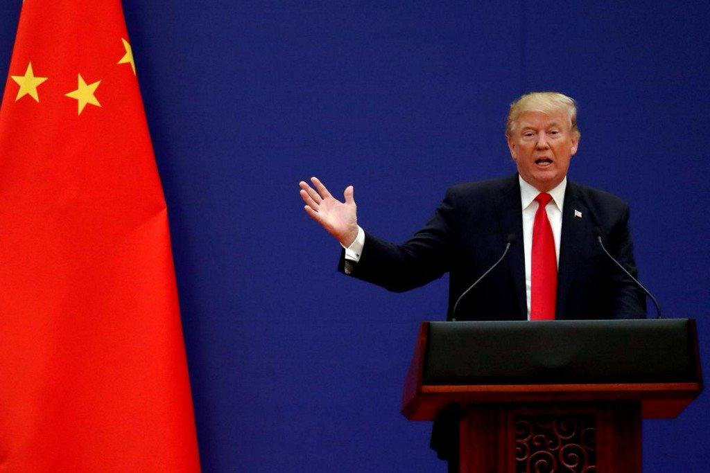 China says Trump forces its hand, will retaliate against new U.S. tariffs