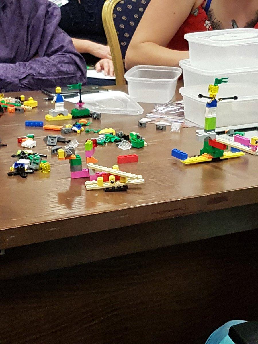 test Twitter Media - RT @DanielT_LnD: Great session around creative interactive development sessions including Lego Serious Play #Vitae18 https://t.co/XdZOQIhnC1