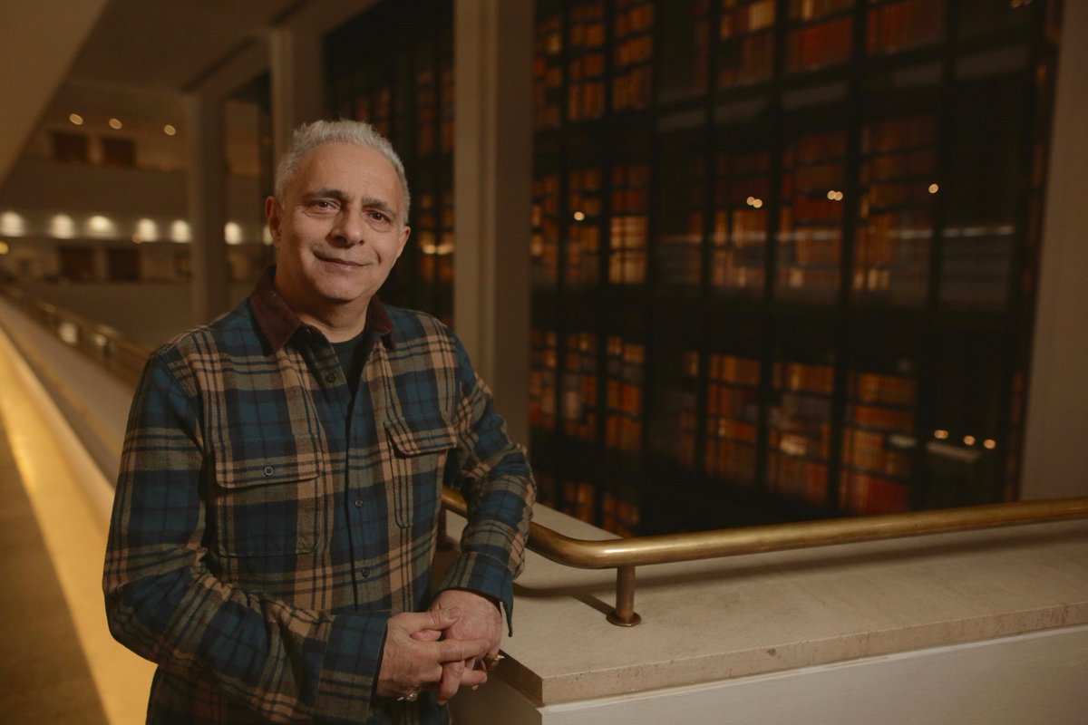 test Twitter Media - Watch author and screenwriter @Hanifkureishi explore our collection at 20.00 tonight on @skyarts, as Treasures of the British Library continues. #BLTreasures https://t.co/8INFxubBzu