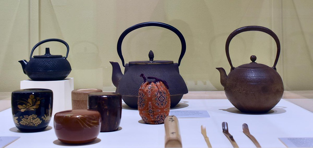 test Twitter Media - Chado: The Way of Tea, opened in the College of East Asian Studies Gallery at Mansfield Freeman Center on Sept. 12.  This exhibit explores the significance of the Tea Ceremony in China and Japan. Join us for a tea ceremony on Sept. 25: https://t.co/OCpZ1IjhE7 https://t.co/rOglCGrRa8