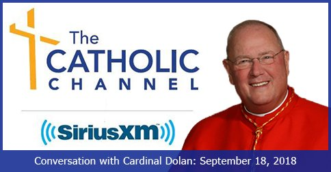 """test Twitter Media - On today's """"Conversation with Cardinal Dolan,"""" I'm rejoined by Father Dave Dwyer to talk about recent meetings at the USCCB and in the Archdiocese, Yom Kippur, and upcoming feast days. https://t.co/5UaJXGX8Im https://t.co/GzSrp4yVrP"""