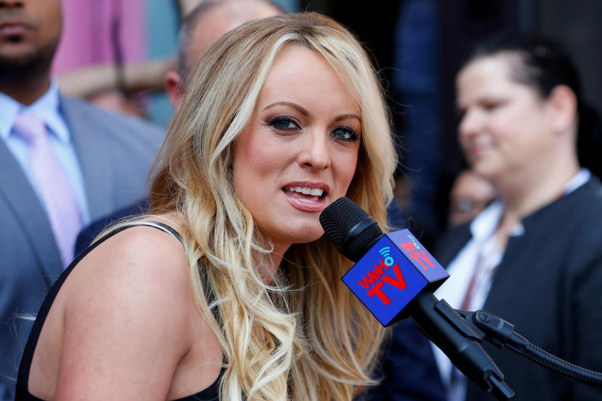 Sensational details about Trump emerge from the new Stormy Daniels tell-all book