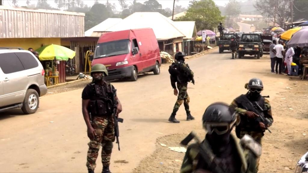 EYE ON AFRICA - Amnesty warns of 'horrific' violence in Cameroon's anglophone regions
