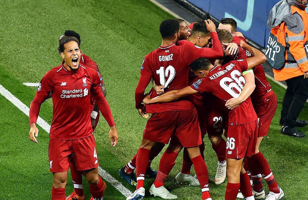 #LiverpoolPSG