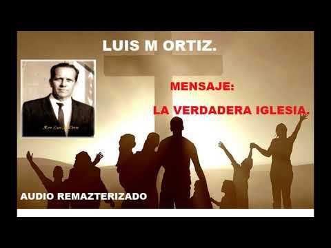 CANAL CRISTIANO-LA VERDADERA IGLESIA…Luis M Ortiz..AUDIOREMAZTERIZADO. https://t.co/e1RpQwz0FF https://t.co/6vVH3ZglfS
