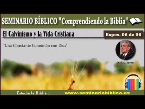 06 – Una Comunión con Dios Constante – [El Calvinismo y la VidaCristiana] https://t.co/O8XAcQSphd https://t.co/kcwG7xWJeT