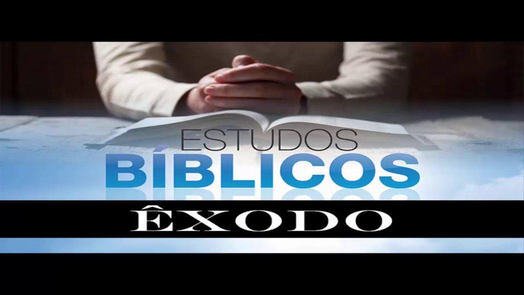 ESTUDO BÍBLICO – ÊXODO#03 https://t.co/I2wx48MKzA https://t.co/j5pB5CGDY2