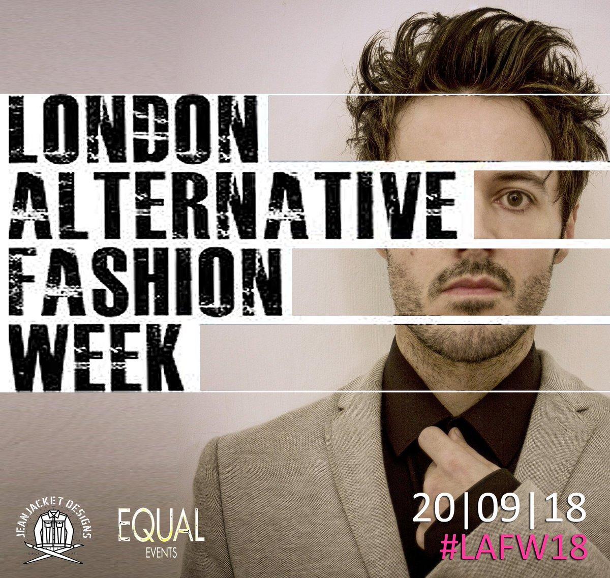 test Twitter Media - Excited to be playing London Alternative Fashion Week tomorrow!! 🔥🤟x  #London #alternative #fashion #LAFW18 #jeanjacketdesigns @no1vintagegirl #alternativearts #equalevents #londonfashionweek #fashionweek https://t.co/eq7R753fGE