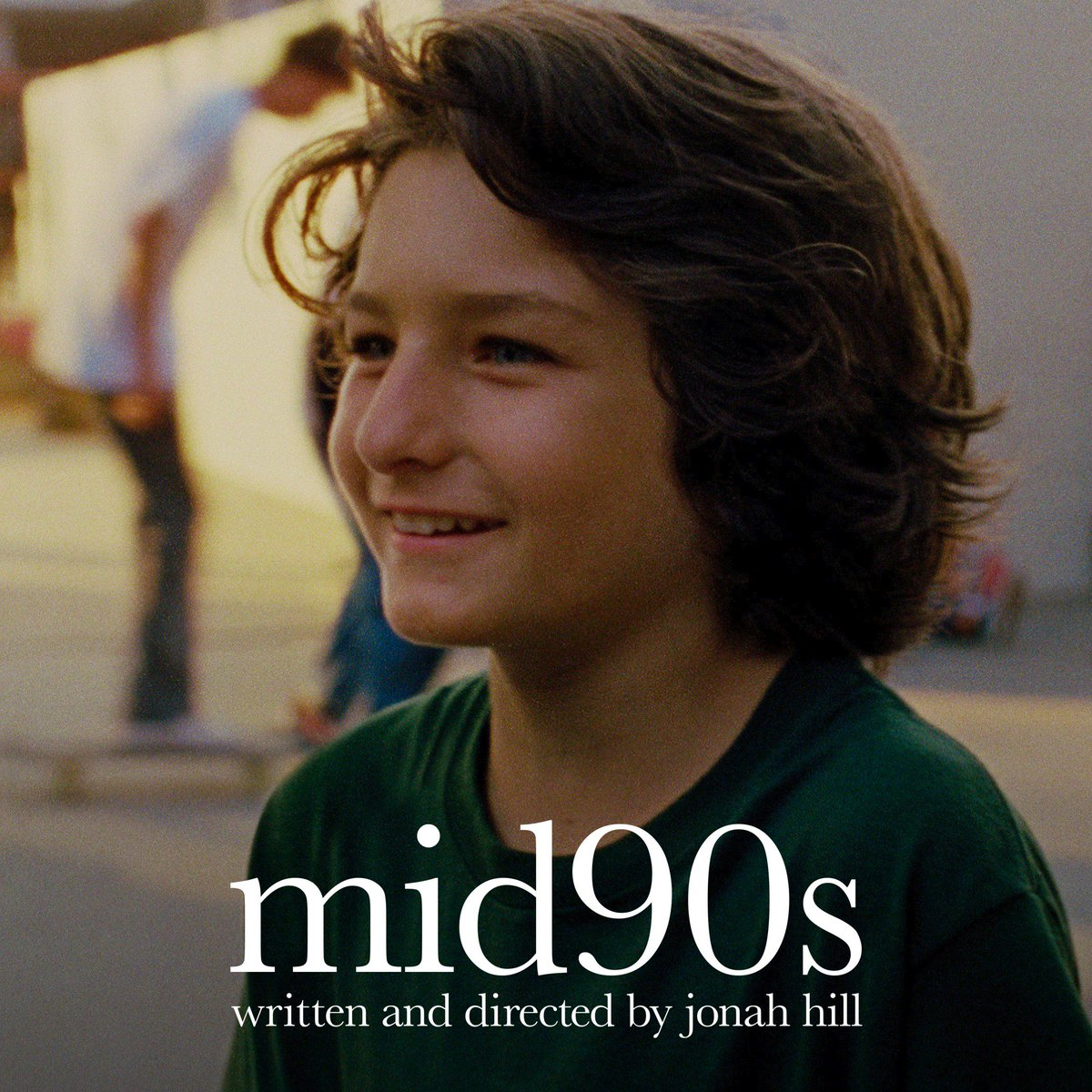 A month out, can't believe it .  #mid90s     Coming Soon https://t.co/U9SXVnv5ej