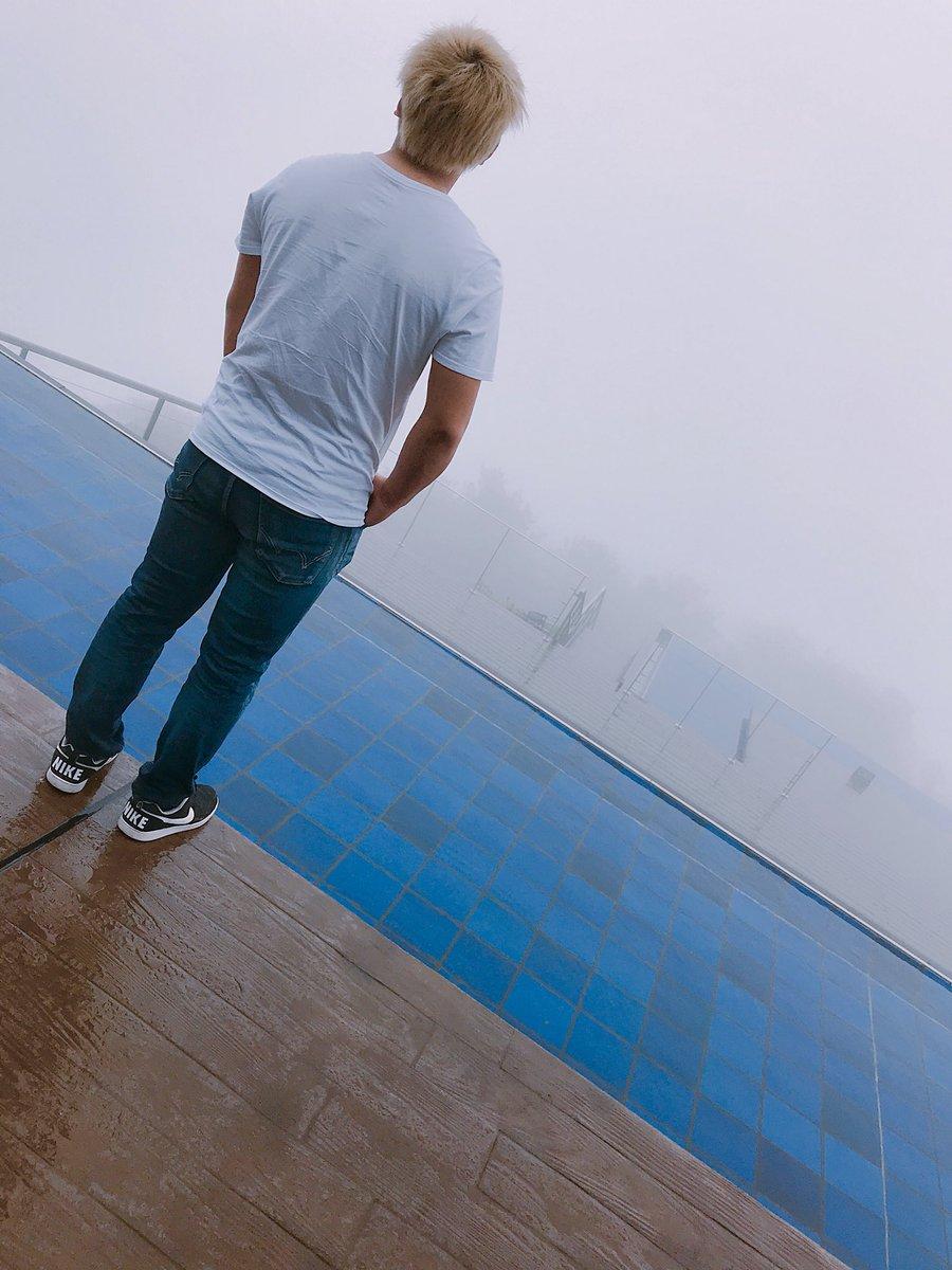 琵琶湖テラス 曇り
