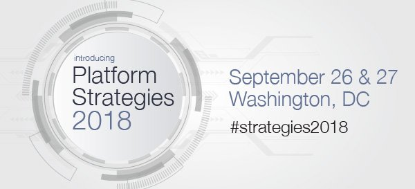 test Twitter Media - Platform Strategies starts in one week with sold-out attendance and a great cohort of speakers - are you on the list? Chime in in the comments. #Strategies2018 https://t.co/5A6EP51FT1