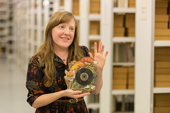 test Twitter Media - Looking to chart your own path as a curator? Tune into @nyfacurrent's tweet chat #ArtistHotline today where @CherylTipp, our Curator of Wildlife and Environmental Sounds, will share advice on curatorial practices and resources from 18.00 – 20.00. https://t.co/rLZ3H8khBD