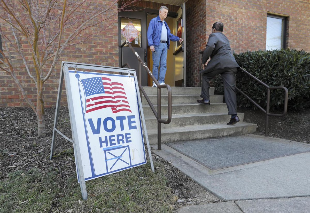 A judge has ruled a Republican primary election void after a remarkable ballot error