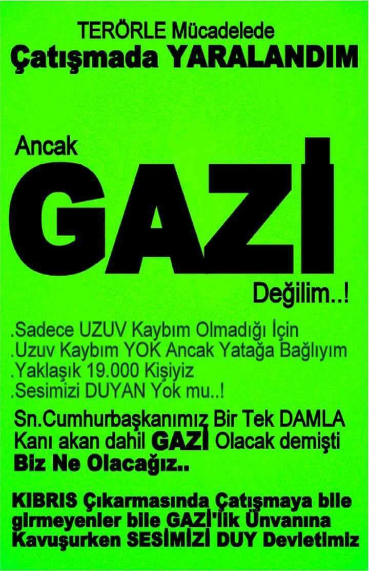 RT @geroy38_mustafa: #GazilerGünü https://t.co/wTlcn2k6x1