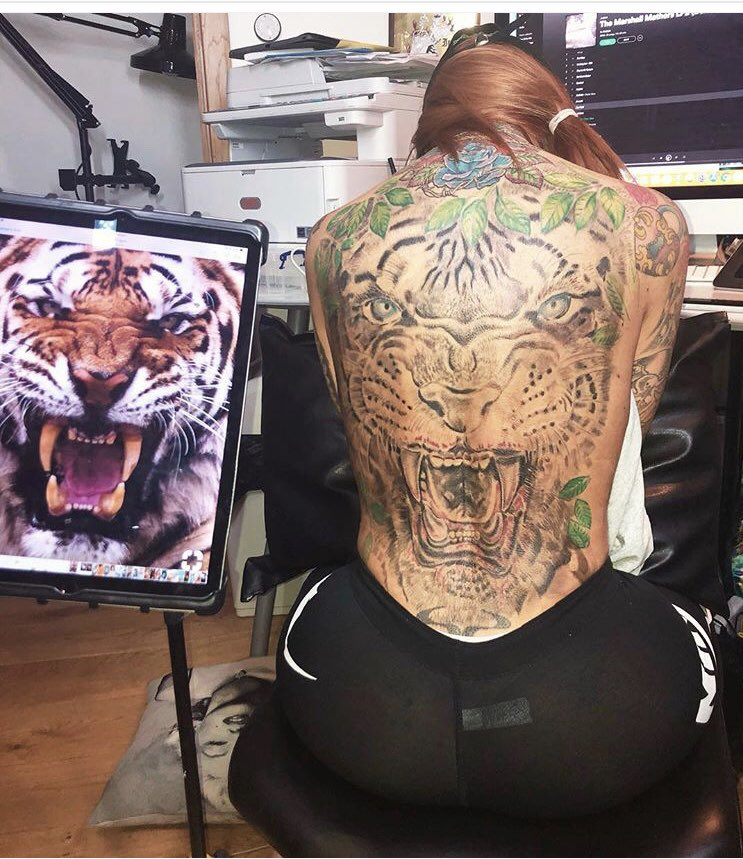 RT @_ello8: @jem_lucy wow that's goin to be amazing when it's finished #sicktats ???????????? https://t.co/eFqki6pL09