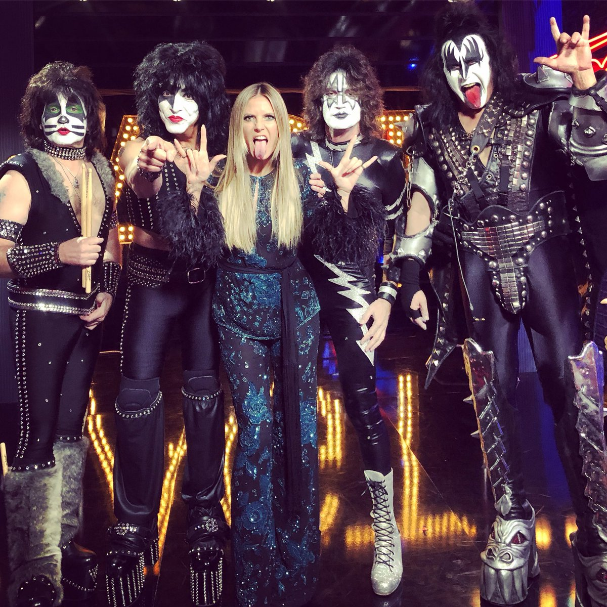 So excited for @kissonline to be on the #AGTFinale tonight ???? @AGT https://t.co/z8KxJMQI0h