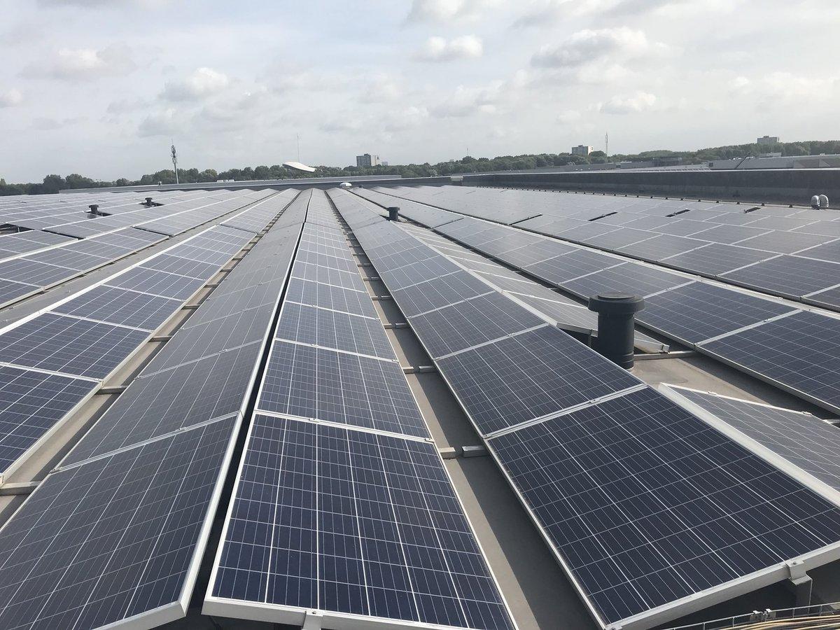 test Twitter Media - Lege bedrijfsdaken in Zuid-Holland goed voor 20 km2 zonnepanelen #datisslim Provincie roept op tot meer actie ondernemers en gemeenten. Lees: https://t.co/9P5AxpjxMT https://t.co/wpElaGH2d4