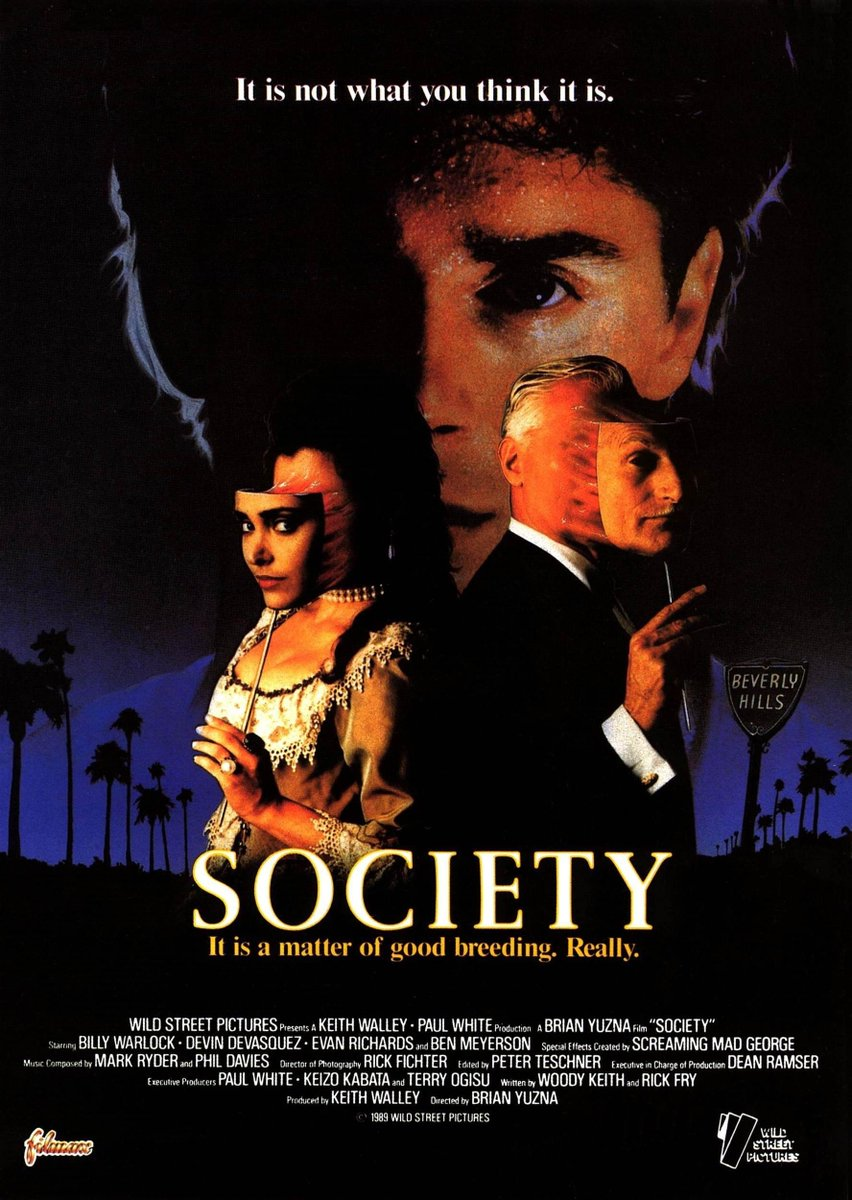 test Twitter Media - RT @ArrowFilmsVideo: On this day 29 years ago. Brian Yuzna's SOCIETY was released in 🇬🇧 cinemas. https://t.co/4Q4ONhfMd5