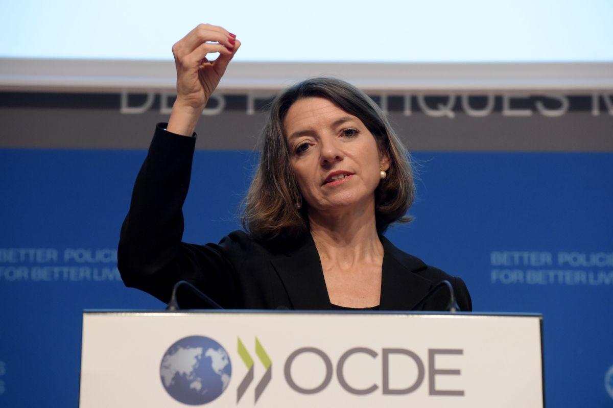 OECD trims economic outlook amid trade disputes, emerging market woes @GlobeBusiness