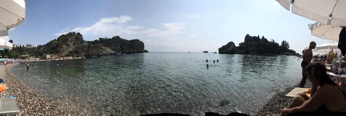Isola bella messina #Sicilia https://t.co/P67q2CpaxZ