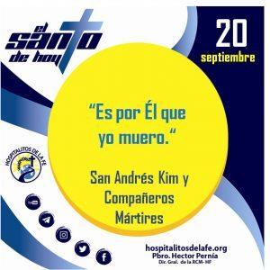 RT @MisionHf: San Andrés Kim y CompañerosMártires https://t.co/6qC1XCrFXQ https://t.co/RxdLAyEe4q