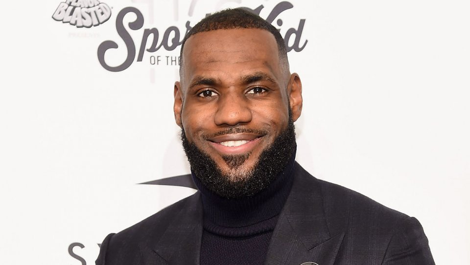 .@KingJames: 10 projects on his growing Hollywood slate