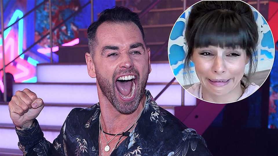 CBB's Ben Jardine says he's SNUBBED Roxanne Pallet: 'I forgive but I never forget'